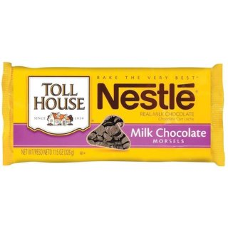 Nestle - Toll House Milk Chocolate Morsels - 326g