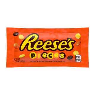 Reeses - Pieces Peanut Butter Candy - 43g