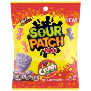 Sour Patch - Kids - Crush Fruit Mix - 141g