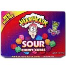 Warheads Sour Chewy Cubes - 113g