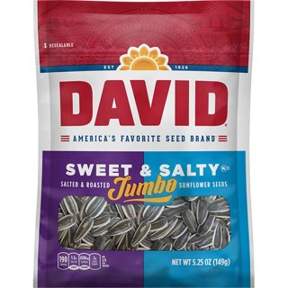David Seeds - Sweet & Salty - 149g