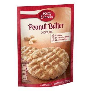 Betty Crocker - Peanut Butter Cookie Mix - 496 g