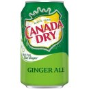 Canada Dry - Ginger Ale - 1 x 355 ml