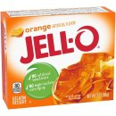 Jell-O - Orange Gelatin Dessert - 85 g