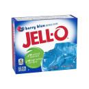 Jell-O - Berry Blue Gelatin Dessert - 85 g