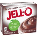 Jell-O - Chocolate Instant Pudding & Pie Filling - 110 g