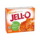 Jell-O - Peach Gelatin Dessert - 85 g