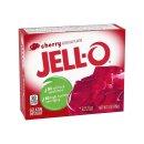 Jell-O - Cherry Gelatin Dessert - 85 g