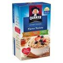 Quaker Instant Oatmeal - Flavor Variety - 430g