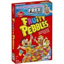 Post - Fruity Pebbles Cereals - Family Size - 1 x 425g
