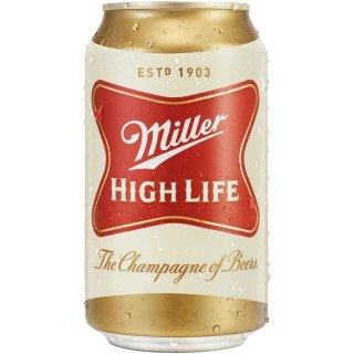 Miller - High Life - 355 ml