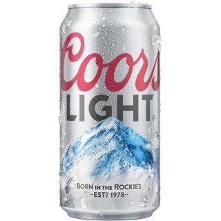 Coors Light - 355 ml