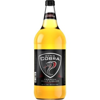 King Cobra Premium Malt Liquor - 1,182 Liter