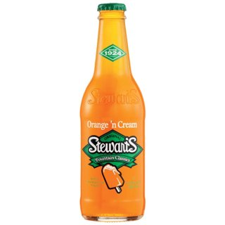 Stewart´s - Orangen Cream - 1 x 355ml