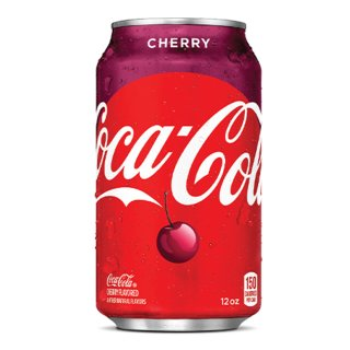 Coca-Cola - Cherry - 1 x 355 ml
