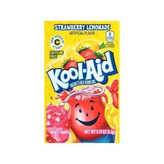 Kool-Aid Drink Mix - Strawberry Lemonade - 5,3 g