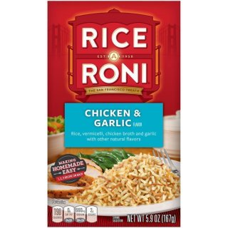Rice a Roni - Chicken & Garlic - 167 g