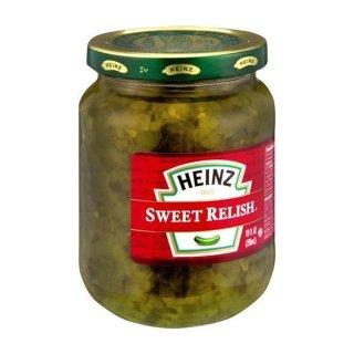 Heinz - Sweet Relish - Glas - 296ml