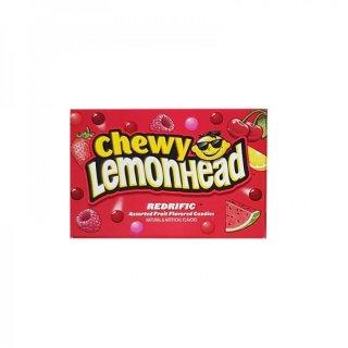 Lemonhead - Redrific Chewy Candy - 1 x 23g