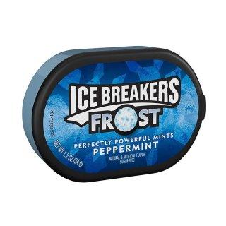 Ice Breakers - Frost - Peppermint - 34g