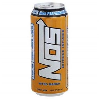 NOS Nitro Mango - 473ml ( nur für den Export )