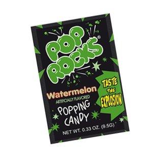 Pop Rocks Watermelone - 1 x 9,5g