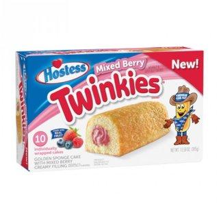 Hostess Twinkies - mixed Berry - 385g