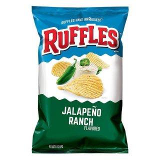 Ruffles - Jalapeno Ranch - 184,2g