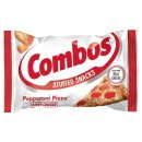 Combos Stuffed Snacks - Pepperoni Pizza - 1 x 48,2g