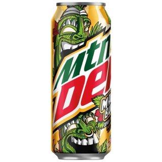 Mountain Dew - Limited Edition Maui Burst - 1 x 473ml