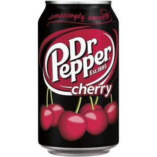 Dr Pepper Cherry 24 x 335 ml