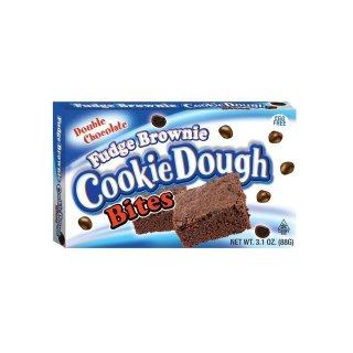 Cookie Dough - Fudge Brownie Bites - 88g