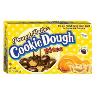 Cookie Dough - Peanut Butter Bites - 88g
