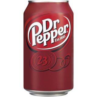 Dr Pepper - Classic - 1 x 355 ml
