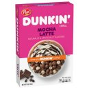 Post - Dunkin Cereal Mocha Late - 311g