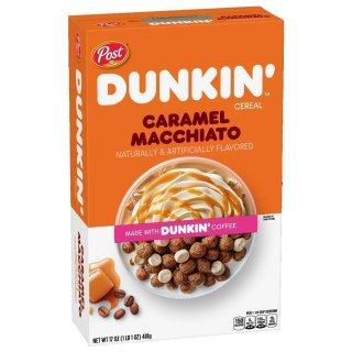 Post - Dunkin Caramel Macchiato - 311g