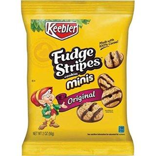 Keebler - Fudge Stripes - Minis - 56g