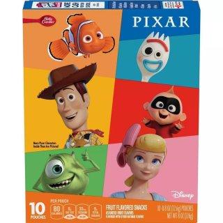 Betty Crocker - Pixar Fruit Flavored Snacks - 226g