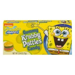Spongebob Squarepants - Krabby Patties - 72g
