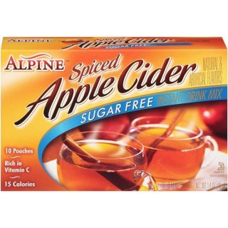 Alpine - Spiced Apple Cider Sugar Free - 40g