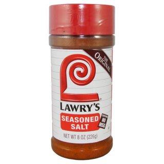Lawrys - Seasoned Salt - 226g