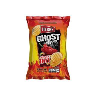 Herrs - Ghost Pepper Chips - 184g