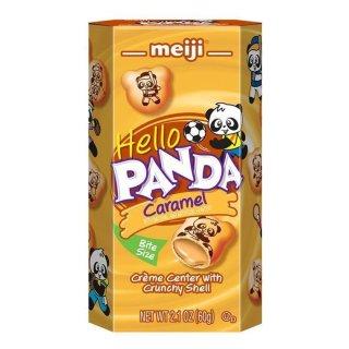 Meiji Hello Panda Caramel - 60g