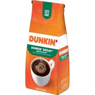 Dunkin Donuts - Dunkin Decaf - 1 x 340g