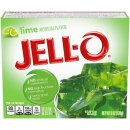 Jell-O - Lime Gelatin Dessert - 170 g