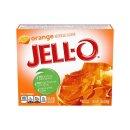 Jell-O - Orange Gelatin Dessert - 170 g