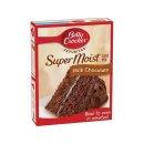 Betty Crocker - Super Moist - Milk Chocolate Cake Mix -...