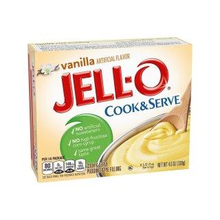 Jell-O - Cook&Serve Vanilla - 130 g