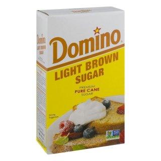 Domino Light Brown Sugar - Pure Cane Sugar - 453g
