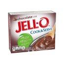 Jell-O - Cook&Serve Chocolate - 141 g